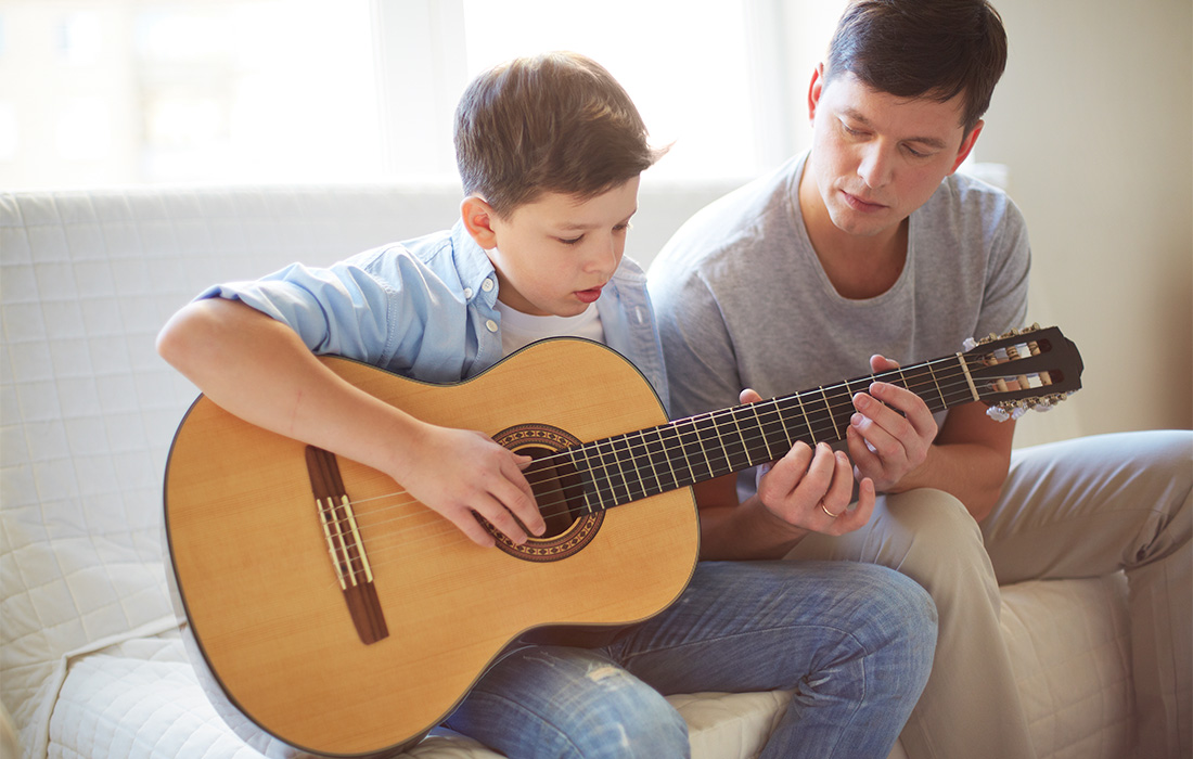 What should be taken into consideration while choosing a musical instrument